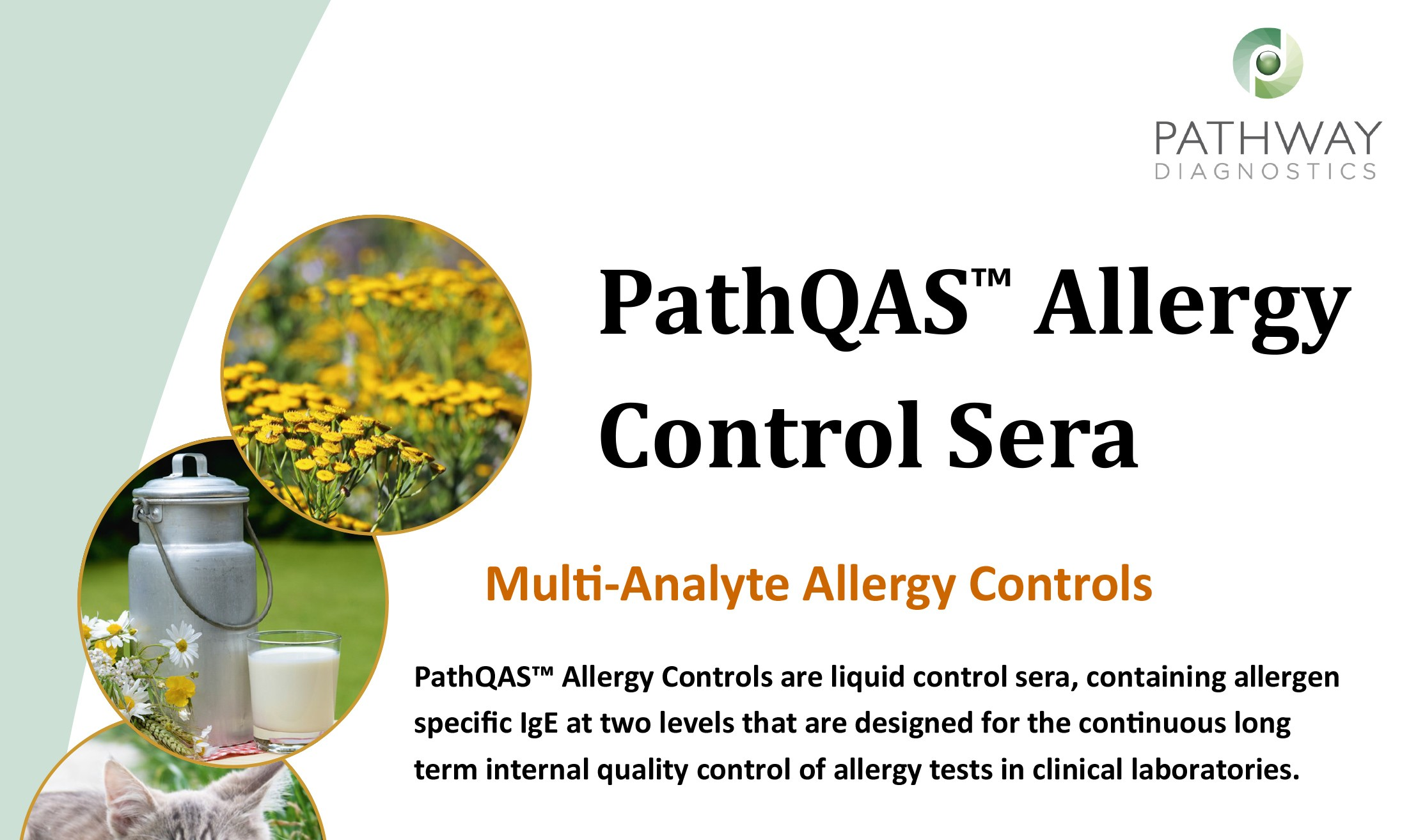 PathQAS Allergy Control Sera - Level 1