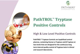 New Tryptase Positive Controls